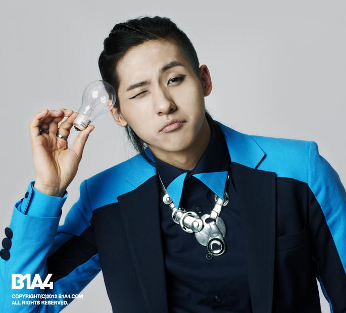 [120305] Photo teaser du prochain album des B1A4 Cn